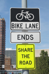 Rules of the Road: Sharing with Bicyclists